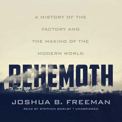 Cover for Behemoth Lib/E