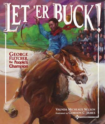 Cover for Let 'er Buck!