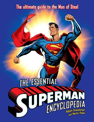 The Essential Superman Encyclopedia Cover