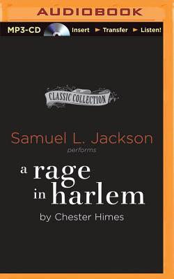 A Rage in Harlem (Grave Digger & Coffin Ed Novels) Cover Image