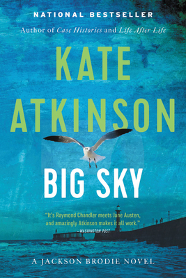 Big Sky (Jackson Brodie #5) Cover Image