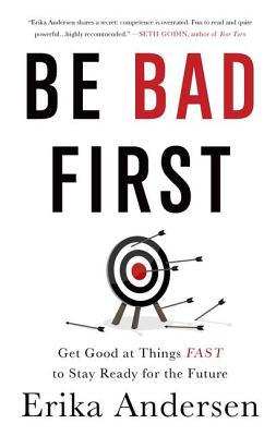 Be Bad First Cover