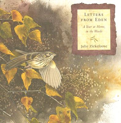 Letters From Eden Cover
