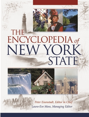 Encyclopedia of New York State Cover