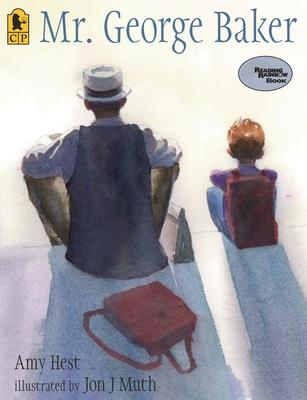 Mr. George Baker Cover Image