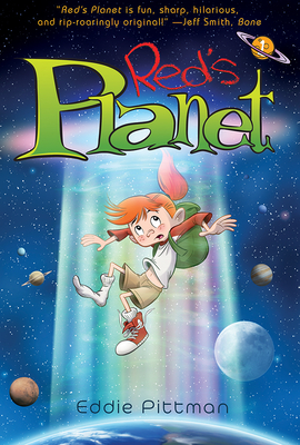 Red's Planet: Book 1 Cover Image
