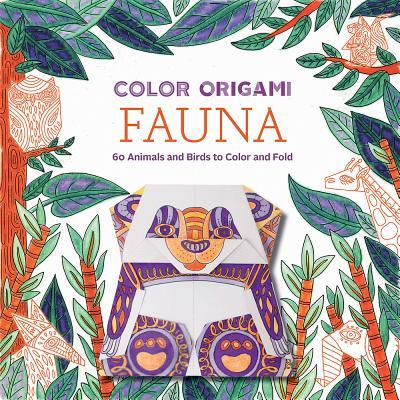 Color Origami Cover
