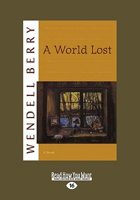A World Lost Cover Image