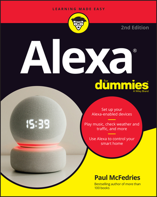 Alexa for Dummies Cover Image