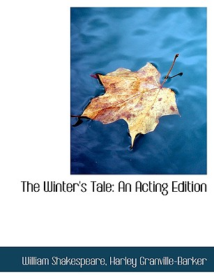 The Winter's Tale: An Acting Edition Cover Image