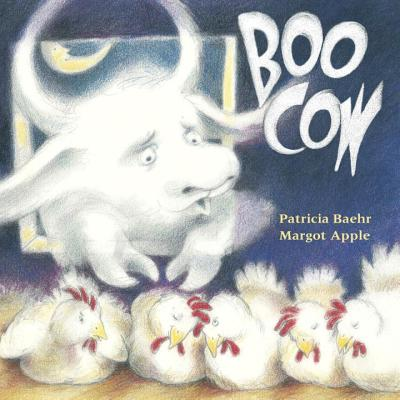 Boo Cow Cover