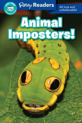Ripley Readers LEVEL3 Animal Imposters! Cover Image