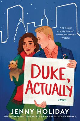 Cover for Duke, Actually