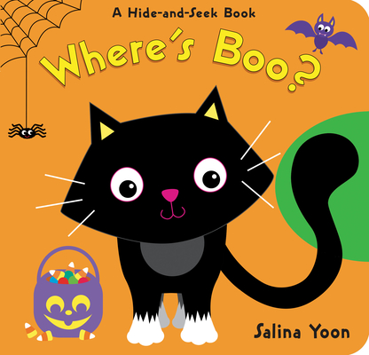 Where's Boo? Cover Image
