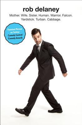Rob Delaney Cover