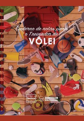 Caderno de notas para o Treinador de Vôlei Cover Image