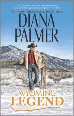 Wyoming Legend (Wyoming Men #8) Cover Image