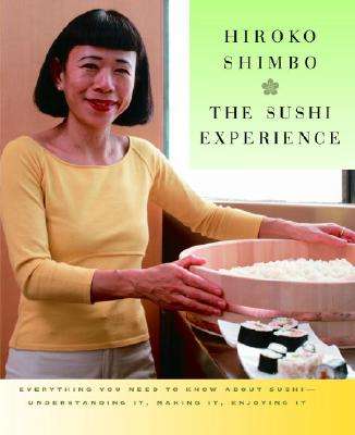 The Sushi Experience Cover Image