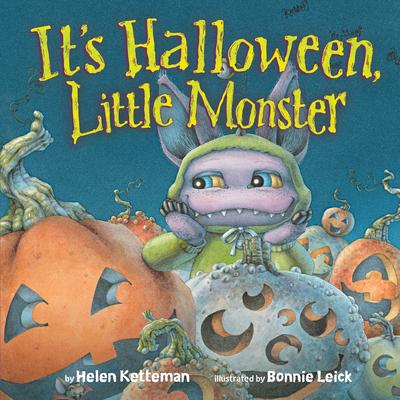 It's Halloween, Little Monster Cover Image