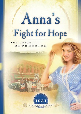 Anna's Fight for Hope: The Great Depression Cover Image