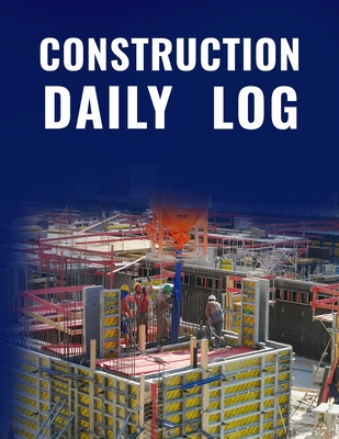 Construction Daily Log Cover Image