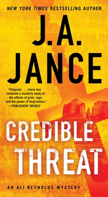 Credible Threat (Ali Reynolds Series #15) Cover Image