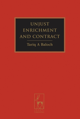 Unjust Enrichment and Contract Cover Image