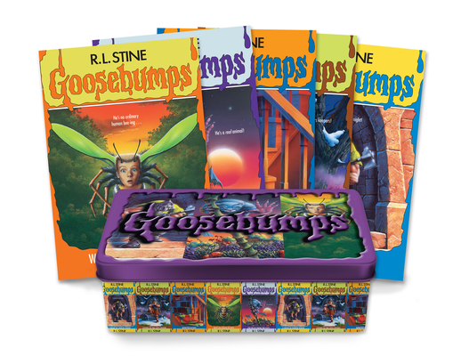 Goosebumps 25th Anniversary Retro Set Cover Image