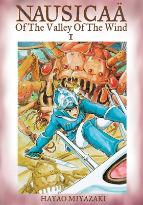 Nausicaä of the Valley of the Wind, Vol. 1 Cover Image