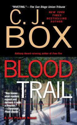 Blood Trail Cover Image