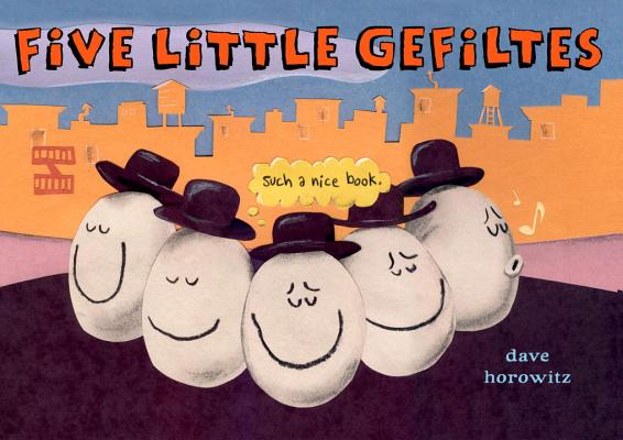 Five Little Gefiltes Cover