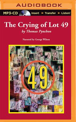 The Crying of Lot 49 Cover Image