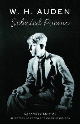 W. H. Auden: Selected Poems Cover Image