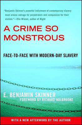 A Crime So Monstrous Cover