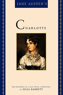 Jane Austen's Charlotte Cover