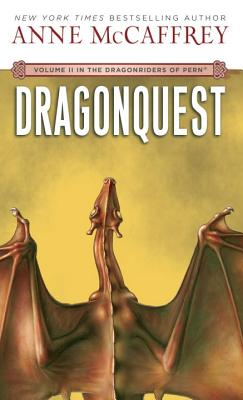 Dragonquest: Volume II of The Dragonriders of Pern Cover Image