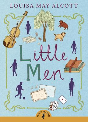 Little Men (Puffin Classics) Cover Image