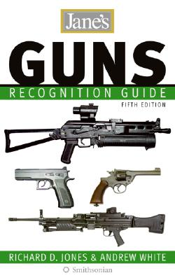 Jane's Guns Recognition Guide Cover