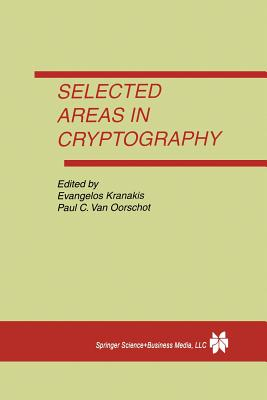 Selected Areas in Cryptography Cover Image