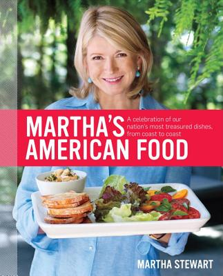 Martha's American Food Cover