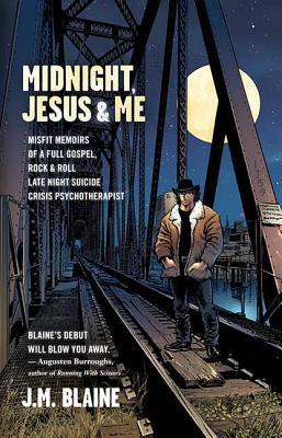 Midnight, Jesus & Me Cover