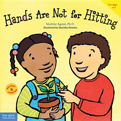 Hands Are Not for Hitting (Best Behavior® Paperback Series) Cover Image