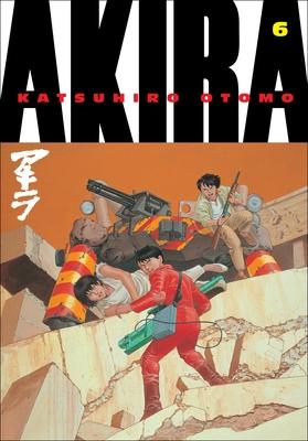 Akira, Volume 6 Cover