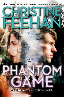 Phantom Game (A GhostWalker Novel #18) Cover Image