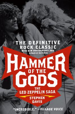 Hammer of the Gods Cover
