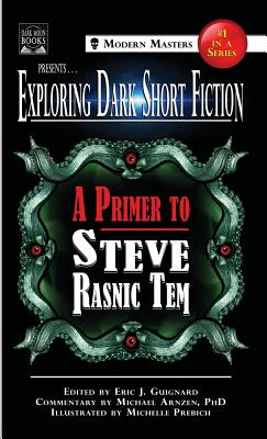 Cover for Exploring Dark Short Fiction #1