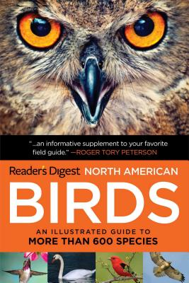 Book of North American Birds: An Illustrated Guide to More Than 600 Species Cover Image