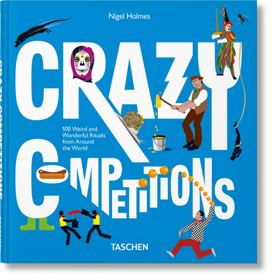 Crazy Competitions Cover Image