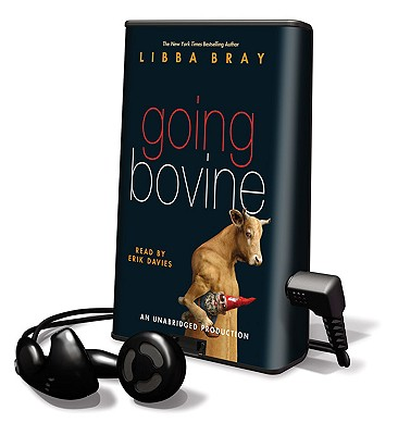 Going Bovine [With Earbuds] Cover Image