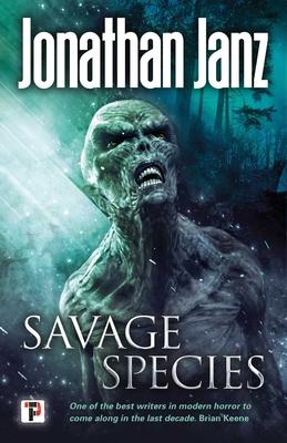 Savage Species Cover Image